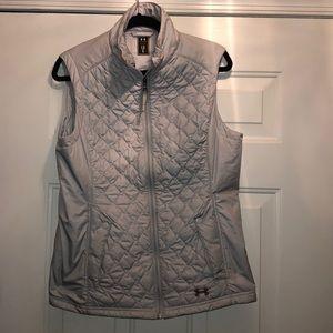Under Armour quilted coldgear vest